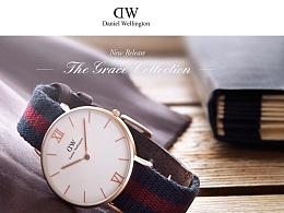 【电商】DW丹妮惠灵顿 手表