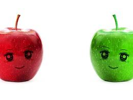 红苹果&青苹果