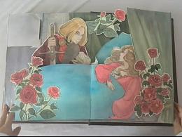 《睡美人》立体书