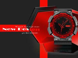 NEW DESIGN 手表