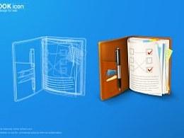 bookicon-一个书本图标