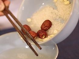 朱春兰食养频道之粥养人系列 第十季 杏仁红枣糊