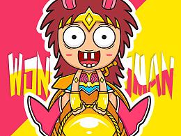 神奇女侠-Wonder Woman