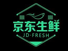 京东生鲜logo