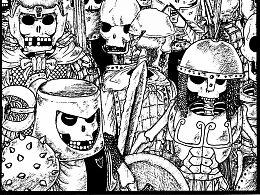 族群短篇集-亡灵1