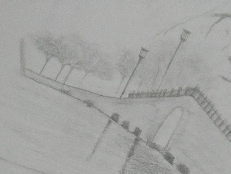 西湖断桥图片