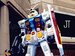 GundamDocksatHongKong