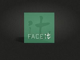 MOROCODesign-Face it 增强现实应用软件APP