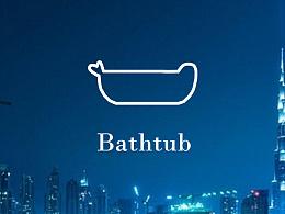 (智能家居主题设计)浴缸APP界面设计