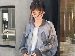 SS/2017透视防晒衣