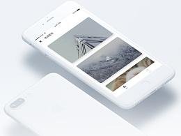 格调壁纸-微信小程序设计