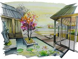河滨生态公园设计方案