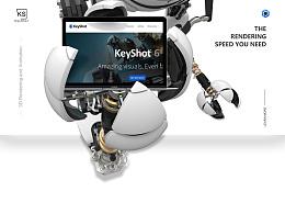 KEYSHOT ROBOT