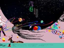 [ROAMAIR]CD插画与封面设计/FAN.CAT