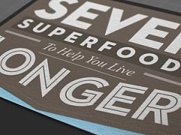 七超级食品来帮助你更长寿 7 Superfoods to help you live longer