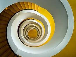 旋转吧楼梯