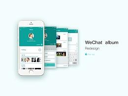 WeChat-Album相册功能风格化再设计