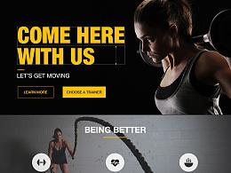 运动web端