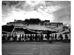 西藏大画幅胶片二