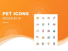 宠物icon设计