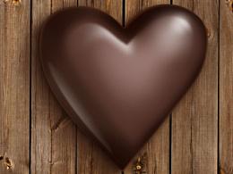 心形巧克力