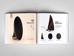 3C类产品展会画册