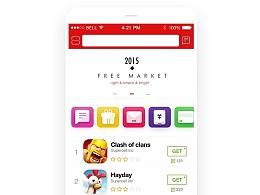 免商店app国外版设计