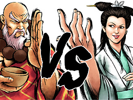 商业插画—《天天炫斗H5》