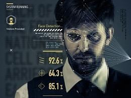 科技感图形界面设计微教程