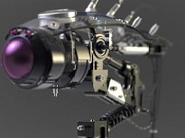 半人马设计---3D机器人
