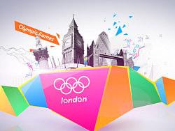 伦敦奥运会整体形象