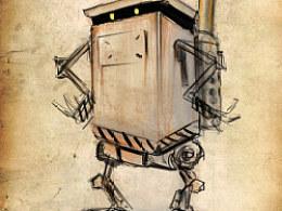 蒸汽盒子系列机器人设定