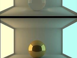 C4D材质通道与HDR渲染