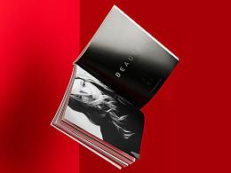 邵则学原创作品—让美发生·护肤造型连锁(威海)品牌设计方案。