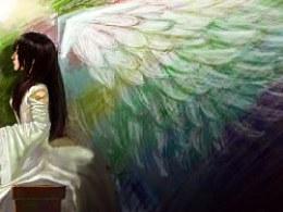 学生时期作品-六翼天使
