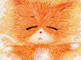 近期的毛毛猫漫画作品