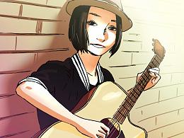 《我有了胸》#13 关于我成为女孩