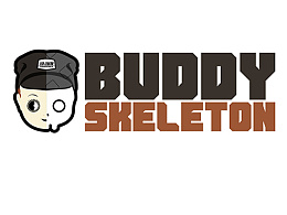 恶搞品牌之 BUDDY SKELETON