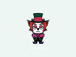 爱丽斯梦游仙境 Alice in Wonderland 疯帽子