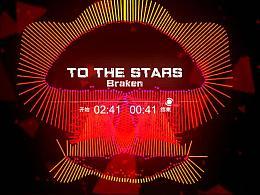 【音乐视觉新生】To The Stars