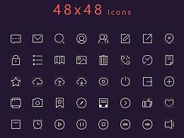 一阶段习作总结(icons+拟物图标)