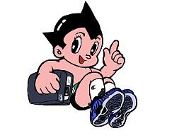 sneaker 阿童木