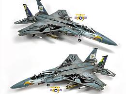 1/72 Oregon ANG F-15C 75週年紀念彩繪機