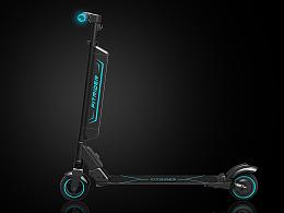 FITRIDER电动滑板车