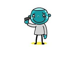 微信表情——铁蓝