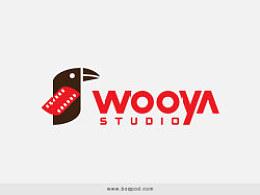 wooya乌鸦工作室|品牌VI|boqpod荚果