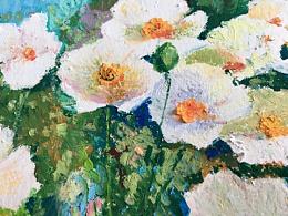油画棒~flowers