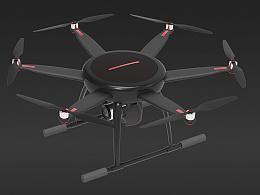 工业级无人机设计——设计方案
