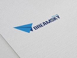 Dreamsky logo设计