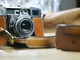手工制作,相机套